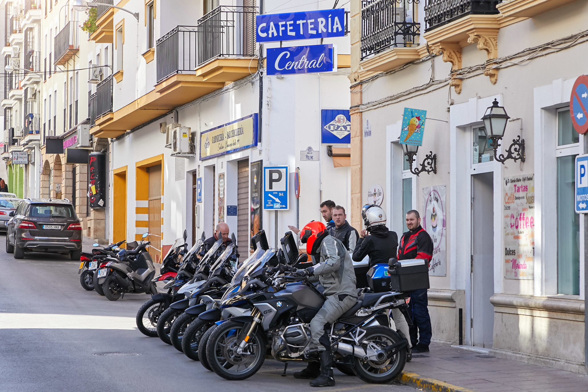 Белая Андалусия (1 день)