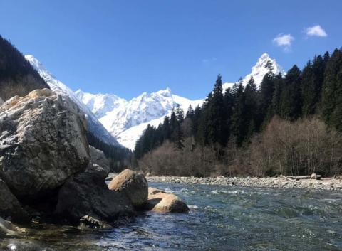 Притяжение Кавказа (9 дней)