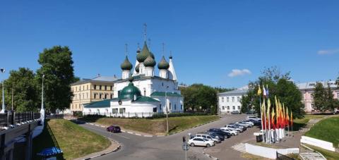Переславль — Ярославль (3 дня)