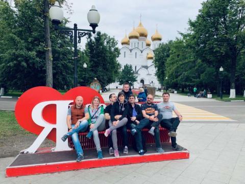 Ярославль — Плес — Суздаль (4 дня)