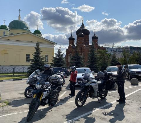 Тула — Калуга — Никола-Ленивец (3 дня)